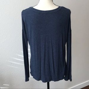 Anthropologie Tops - Anthropologie Bordeaux LS Top
